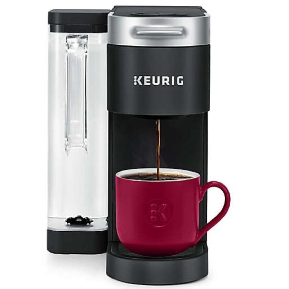 Keurig® K-Supreme™ Single Serve in Black